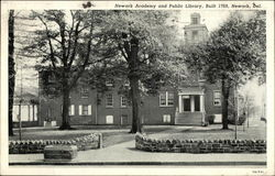 Newark Academy and Public Library, Built 1769, Newark, Del