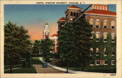 Campus, Syracuse University