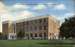 A.W. Jones Hall of Science, Morningside College