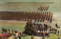 John Jacob Rogers Parade Ground