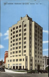 The Bankers Insurance Building, Macon, Ga