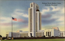 National Naval Medical Center, Bethesda, Maryland