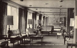 Fairhaven - Main Lounge