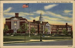 Pierre S. Du Pont High School, Wilmington, Del