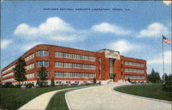 Northern Regional Research Laboratory, Peoria, Ill