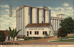 "The ""Birthplace"" of Post Products in the Shadow of Modern Grain Storage Tanks"