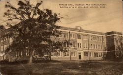 Alcorn A. & M. College - Bowles Hall (Science and Agriculture)