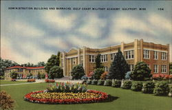 Administration Building and Barracks, Gulf Coast Military Academy