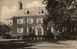 The President's House, Dartmouth College