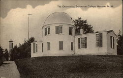 The Observatory, Dartmouth College