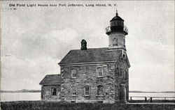 Old Field Light House