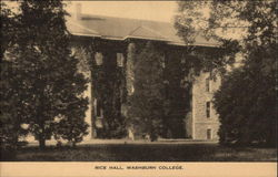 Rice Hall, Washburn College