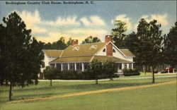 Rockingham Country Club House