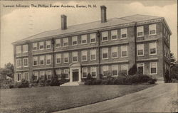 The Phillips Exeter Academy - Lamont Infirmary