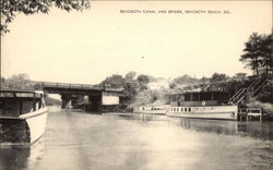 Rehoboth Canal and Bridge