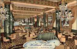 The Willar Room, Cocktail Lounge