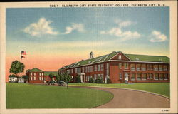 Elizabeth City State Teachers' College