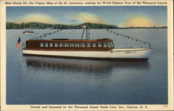 New Gloria III, The Clipper Ship of the St. Lawrence