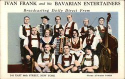 Ivan Frank and His Bavarian Entertainers