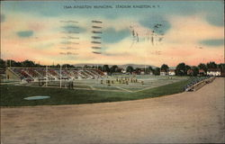 Kingston Municipal Stadium, Kingston, N.Y