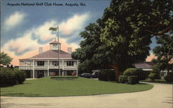 Augusta National Golf Club House