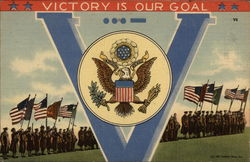 Victory Is Our Goal