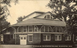 Gymnasium, Wilmington College
