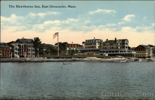 The Hawthorne Inn East Gloucester Massachusetts