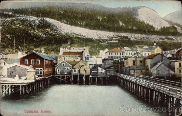 Shoreline View Douglass Alaska