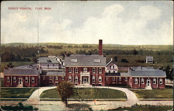 Hurley Hospital Flint Michigan