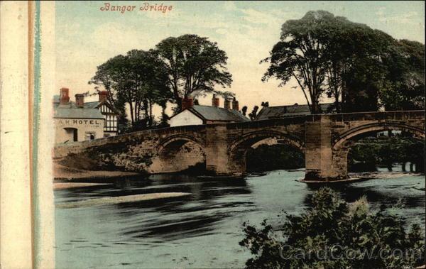 Bangor Bridge Ireland