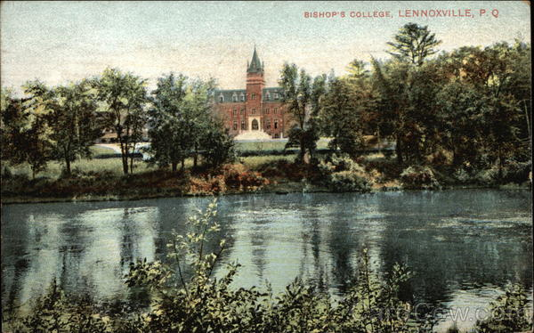 Bishop's College Lennoxville Canada Quebec