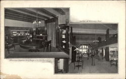 A Furniture Showroom and Millinery Dept., Henry Morgan & Co