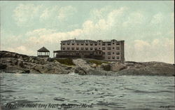 Edgecliffe Hotel, Long Beach