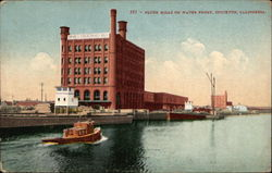 Flour Mills on Water Front