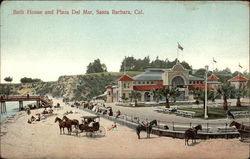 Bath House and Plaza Del Mar