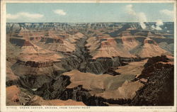 Grand Canyon, Arizona, from Yavapai Point