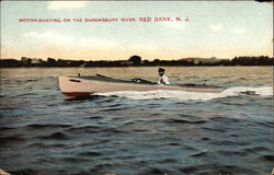 Motor-Boating on the Shrewsbury River