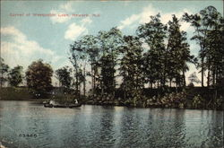 Corner of Weequahic Lake