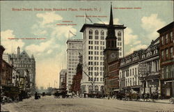 Broad Street, North from Branford Place