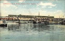 Lackawanna R.R. Bridge, Passaic River