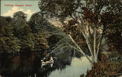 Fishing, Passaic River