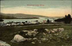Shoreline View Postcard