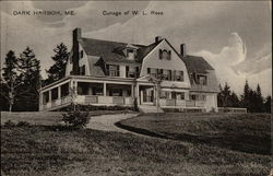 Cottage of W.L. Ross