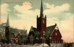 1st Presbyterian and South M.E. Churches