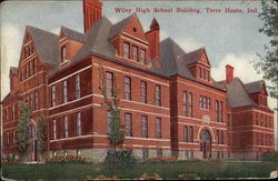 Wiley High School Building