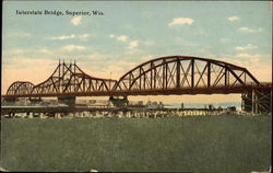 View of Interstate Bridge