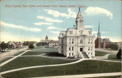 State Capitol, Post Office and County Court House