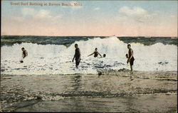 Great Surf Bathing