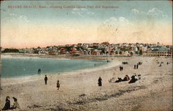 Beach View, Showing Condits Dance Hall and Beachmont